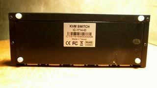 Monoprice DVI KVM switch