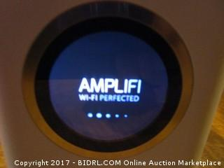 Amplifi WiFi Perfected Powers on Please Preview/ No Cords