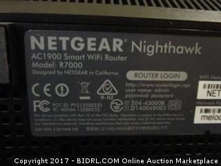 Netgear Nighthawk Smart Wi Fi Router No Cords