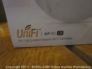 UniFi Scalable Enterprise WiFI Technology