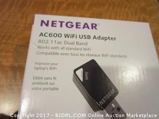 Netgear Wi Fi with USB Adapter