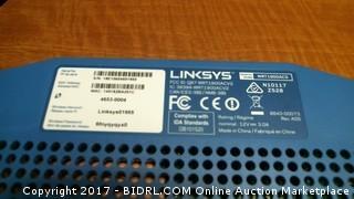Linksys No Power