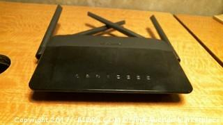 D-Link Wi FI Router/ No Cords