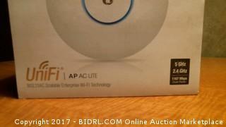 UniFi Scalable Enterprise WiFI Technology