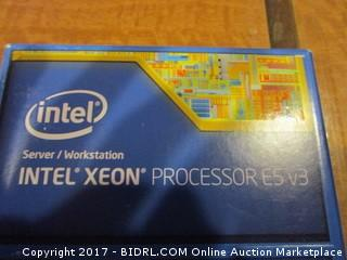 Intel Server/Workstation Intex Xeon Processor E5v3