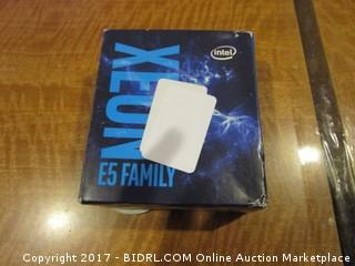 Intel Xeon E5 Family