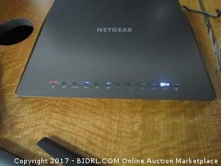 Netgear Nighthawk Smart WiFi Router Powers on Please Preview