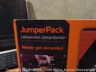 Jumper Pack Lithium -Ion Jump Starter