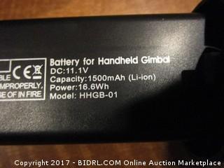 Battery for Handheld Gimbal
