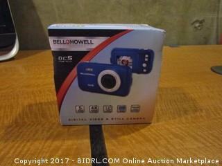 Bell + Howelll Camera