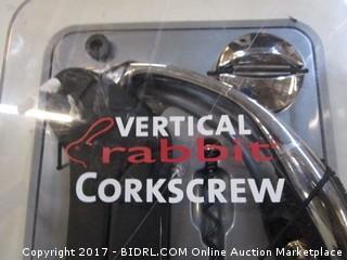 Vertical Rabbit Corkscrew