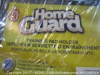 Home Guard Training Pad and Holder