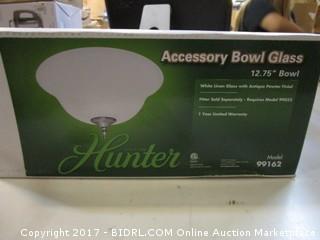 Hunter Accessory Bowl Glass