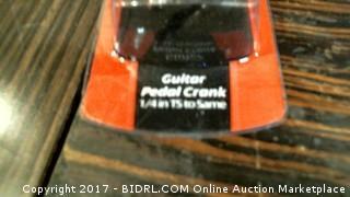 Guitar Pedal Crank Please Preview