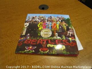 Beatles Vinyl Please Preview