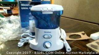 Nicefeel  Oral Irrigator Please Preview