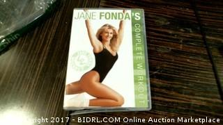 Jane Fonda Work out please preview