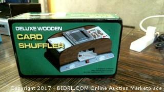 Card Shuffler Please Preview