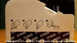 HP Print Cartridge Please Preview