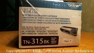 Brother Toner Cartridge Please Preview