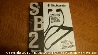 Skullcandy Smokin Buds2 Wireless Please Preview