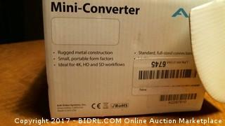 Mini Converter Please Preview