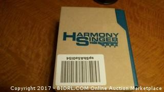 Harmony Singer Please Preview