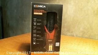 Comica Audio Equipment Please Preview