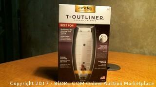 Andis T-Outliner Please Preview