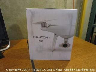 Phantom 4 Powers On Please Preview