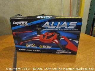 LaTrax Alias Powers on Please Preview