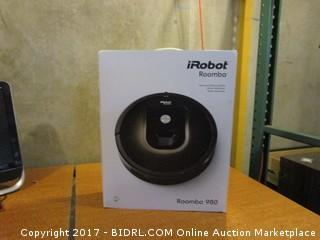 iRobot Roomba vacuum Cleaning Robot No Power Please Preview