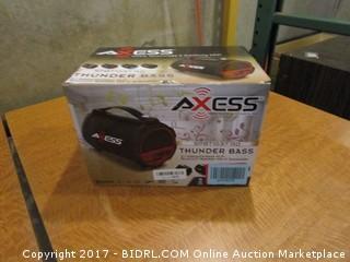 Axesws Thunder Bass  Please Preview