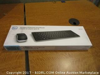 Dell Wireless Keyboard and Mouse Please Preview