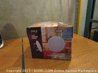 Pyle 2 way in ceiling speaker system please preview