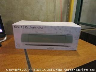 Cricut/Explore Air 2 Please Preview Powers on