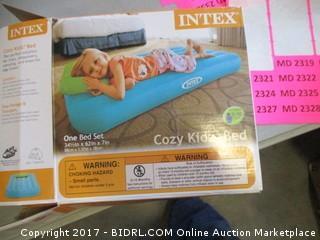 Cozy Kidz Bed