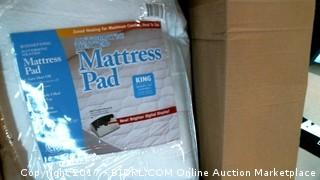 Automatic Heated Mattress Pad Please Preview