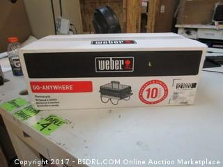 Weber Charcoal Grill Please Preview