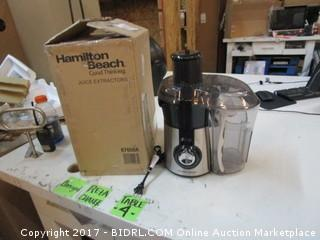 Juice Extractor Please Preview