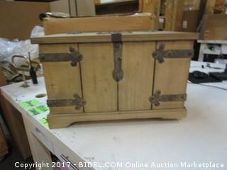 Hinge Decor Trunk/ Small Please Preview