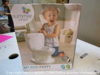 My Size Potty Please Preview