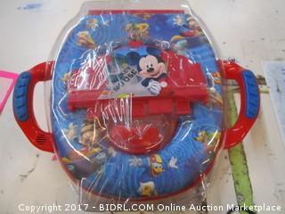 Mickey Mouse Toilet Seat