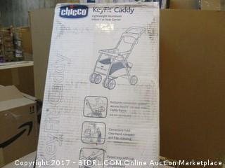 Keyfit Caddy Infant Car Seat Carrier Please Preview