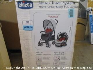 Chicco Travel System Please Preview