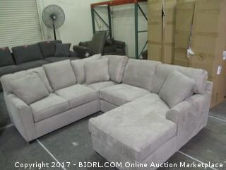 Sectional MSRP $3900.00 Please Preview