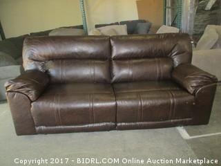 Bench Craft Reclining Sofa MSRP $ 2000.00 Please Preview