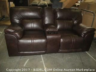 Bench Craft Recliner Lounger MSRP $1800.00 Please Preview