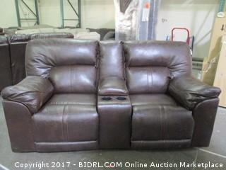 Double Power Recliner MSRP $2600.00 Please Preview