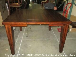 Signature  Counter Height Table MSRP $1200.00 Please Preview